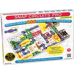 Snap Circuits Pro 500-In-1, EE-SC500