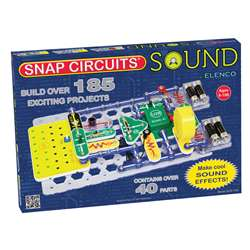 Shop Snap Circuits Sound By Elenco Electronics