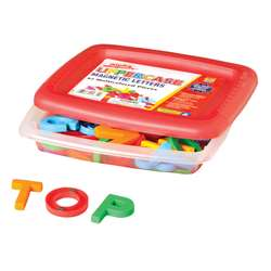 Alphamagnets Uppercase 42 Pieces Multicolored By Educational Insights