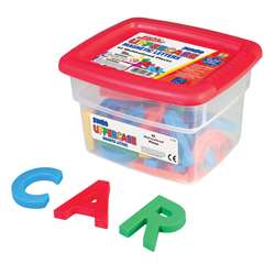 Alphamagnets Jumbo Uppercase 42 Pieces Multicolored By Educational Insights
