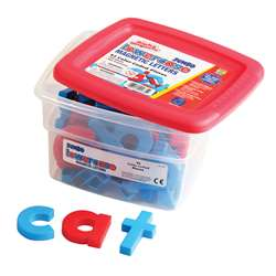 Alphamagnets Jumbo Lowercase 42 Pieces Color-Coded By Educational Insights