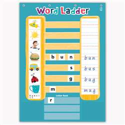 Word Ladder Phonics Activity Center By Educational Insights