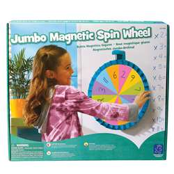 Jumbo Magnetic Spinner By Educational Insights