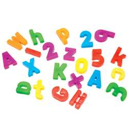 Magnetic Alphabet & Numbers 99 Pieces 99 Pieces By Educational Insights