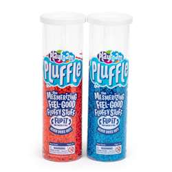Playfoam Pluffle 2 Pack Blue & Red, EI-1941A