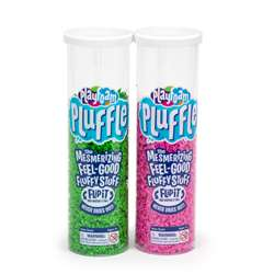 Playfoam Pluffle 2 Pack Pink & Green, EI-1941B