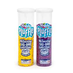 Playfoam Pluffle 2 Pack Purple&Yellow, EI-1941C