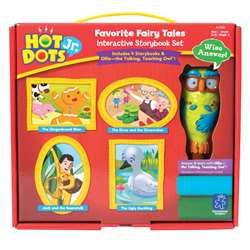 Hot Dots Jr Interactive Storybook Set Fairy Tales , EI-2320