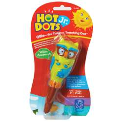 Hot Dots Jr Pen Ollie The Talking Teaching Owl, EI-2327