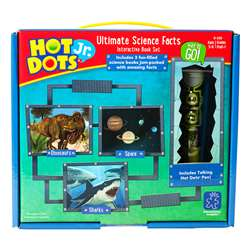 Hot Dots Jr Ultimate Science Facts Interactive Boo, EI-2329