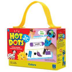 Hot Dots Jr Cards Colors By Educational Insights