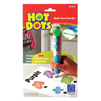 Hot Dots Make Your Own Kit, EI-2369