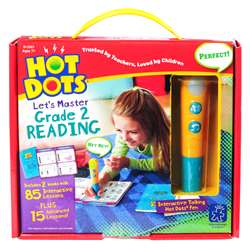 Hot Dots Jr Lets Master Reading Gr 2, EI-2393