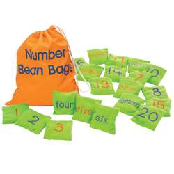 Number Bean Bags By Educational Insights