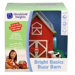 Bright Basics Busy Barn, EI-3628