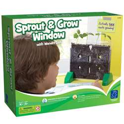 Sprout & Grow Window Gr K & Up By Educational Insights