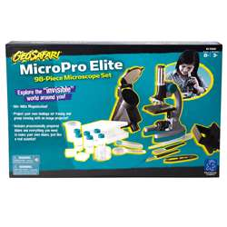 Microproelite 98 Piece Microscope Set By Educational Insights