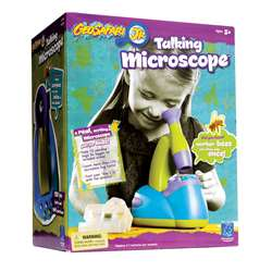 Geosafari Talking Microscope 5X By Educational Insights