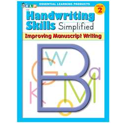 Handwriting Skills Simplified Improving By Essential Learning Products