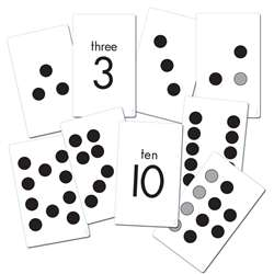Subitizing Activity Cards Gr K-1 38 Cards, ELP626633
