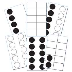 Ten Frame Activity Cards, ELP626646