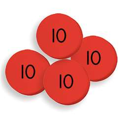 100 Tens Place Value Discs Set, ELP626651