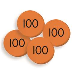100 Hundreds Place Value Discs Set, ELP626652