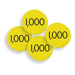 100 Thousands Place Value Discs Set, ELP626653