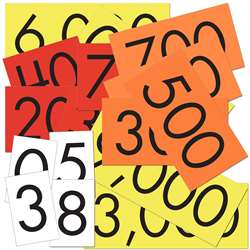 Place Value Card 4 Value 480 Set Whole Num Sensati, ELP626662