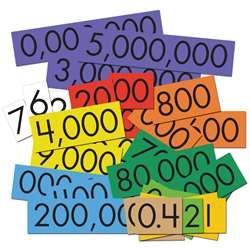 Place Value Cards 10 Value Decimal Whole Num Sensa, ELP626664