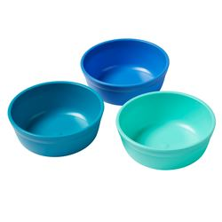 Bowls Tropical Set Of 3, ELR18100TRP