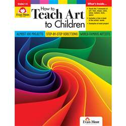 How To Teach Art To Children, EMC1016