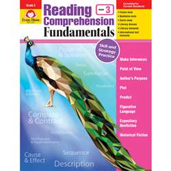 Reading Comprehen Fundamentals Gr3, EMC2423