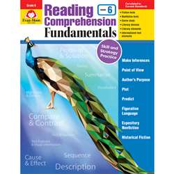 Reading Comprehen Fundamentals Gr6, EMC2426