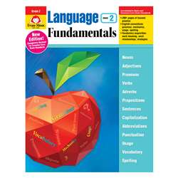 Language Fundamentals Gr 2 Common Core Edition, EMC2882
