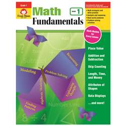 Math Fundamentals Gr 1, EMC3081