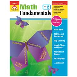 Math Fundamentals Gr 2, EMC3082