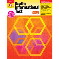 Shop Gr 1 Reading Informational Text Lessons For Common Core Mastery - Emc3201 By Evan-Moor
