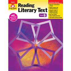 Reading Literary Text Gr 6, EMC3216