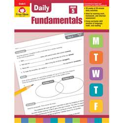 Daily Fundamentals Gr 5, EMC3245