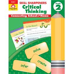 Gr 2 Skill Sharpeners Critical Thinking, EMC3252
