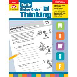 Daily Higher Order Thinking Gr 5, EMC3275