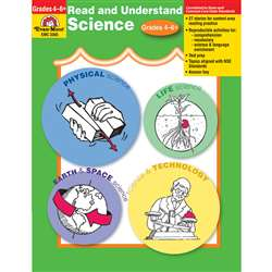 Read And Understand Science Grade 4-6 By Evan-Moor