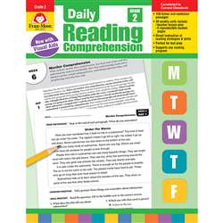 Daily Reading Comprehension Gr 2, EMC3612