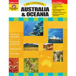 7 Continents Australia And Oceania By Evan-Moor