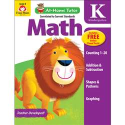 Home Tutor Math Gr K Counting 1-10, EMC4174