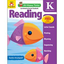 Home Tutor Reading Gr K Vowel Sounds, EMC4178
