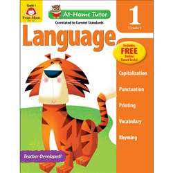 Home Tutor Language Gr 1 Sight Words, EMC4179