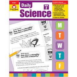 Daily Science Gr 2 By Evan-Moor