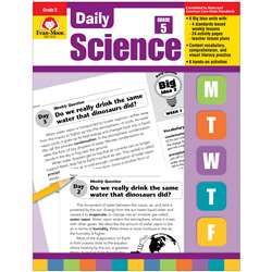 Daily Science Gr 5 By Evan-Moor